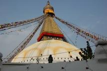 The Great Stupa - Boudhanath, Nepal