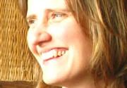 Me smiling